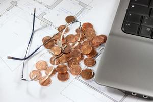 utvärdering av fastighetsinvesteringar foto