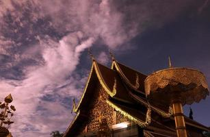 Thailand Chiang Mai wat doi suthep