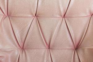 gammal läder textur av soffa möbler foto