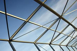stålkonstruktion foto