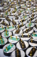 elektroniskt avfall - lagerbild foto