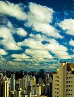 utsikt över byggnaderna i sao paulo / regional2014 foto