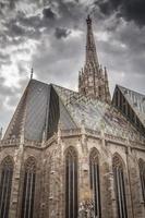 st. stephens katedral. Wien, Österrike foto