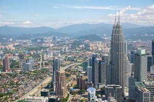 Kuala Lumpur, Malaysia. foto