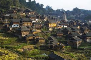 Kina Guizhou Sanjiang foto