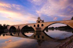 bridge saint-benezet foto