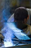 metallarbetare foto
