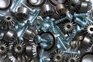 mekaniska komponenter foto