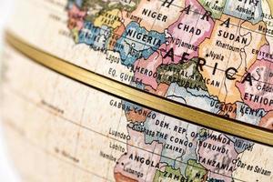 världen afrika foto