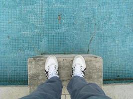 fötter foto