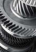 kugghjul av metall foto