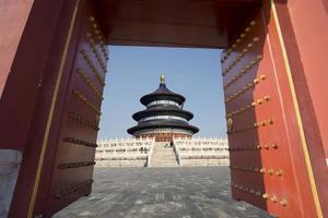 himlens tempel foto