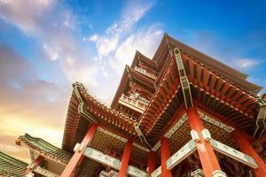 kinesisk forntida arkitektur, forntida religiös