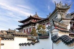 forntida kinesisk arkitektur