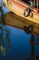 båt i sjön foto