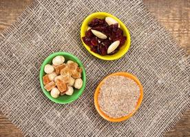 naturliga hälsoprodukter foto