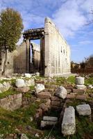 romerska ruiner foto