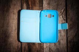 lock för smart telefon foto