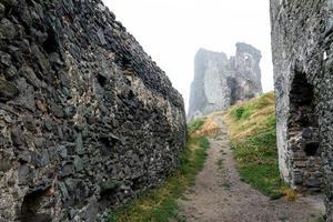 gammalt slott foto