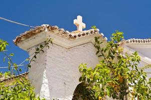 kloster på samos foto