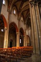 basilika di sant'andrea, vercelli, piemonte, italien foto