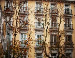 fasaddetalj foto