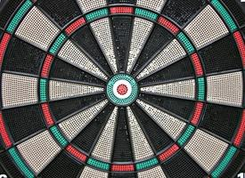 dartboard foto