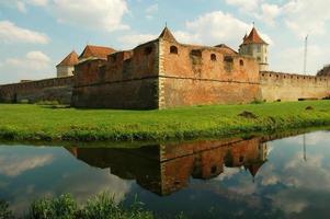 fagaras fästning, Rumänien foto
