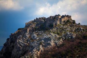 forntida fästning