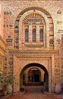 arabisk arkitektur foto