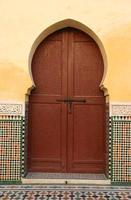 marockansk entré (2) foto