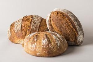 bröd stilleben foto