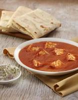 paneer makhani, indisk mat, Indien foto