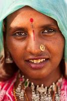 indisk kvinna foto