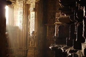 indiskt tempel foto