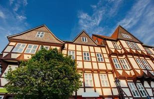 charmig stad i Tyskland. lilla venice. foto