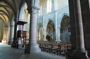 klostret San Martino al cimino. lazio. Italien. foto