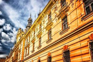 arkitekturen i Prag