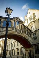 Oxford universitet foto