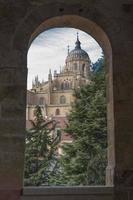 staden Salamanca, Spanien
