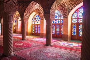nasir al-mulk moské foto
