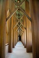 archway promenad foto