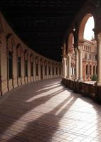 forntida kolonnad foto
