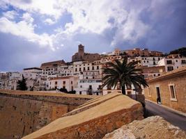 Ibiza stad, Balearerna foto