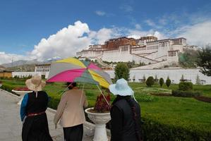 potala palace lhasa