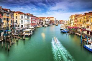 Venedig stad foto