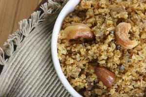 ukkarai är en traditionell maträtt från tamilnadu foto