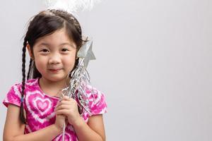 fairy kid bakgrund / fairy kid foto