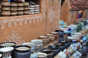 indiskt hantverk foto