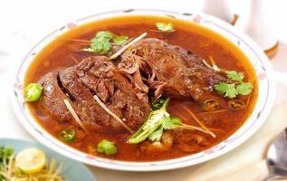 nihari för nötkött foto